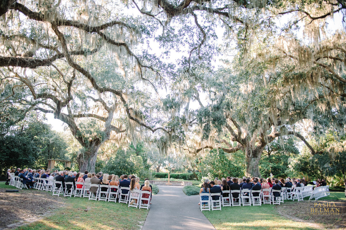 wedding at brookgreen gardens pawleys island sc -24