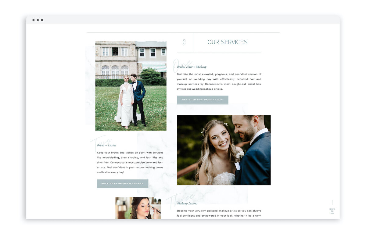 Simply Gorgeous by Erin - With Grace and Gold - Best Showit Website Template Templates Theme Themes Design Designs Designer Designers - Photo - 8