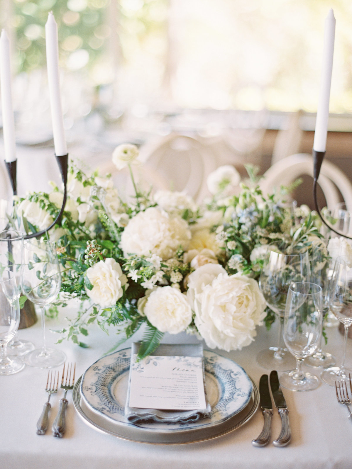 Organic California Wedding