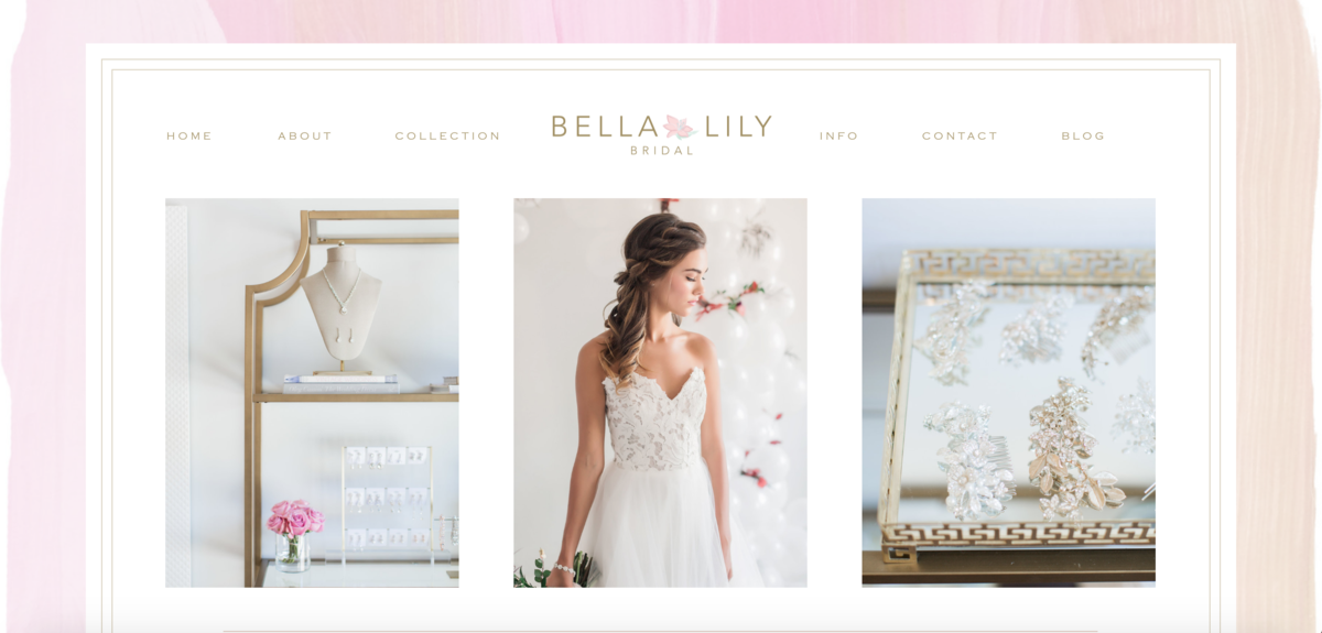 Bella Lily Bridal The Premiere Bridal Gown Boutique In