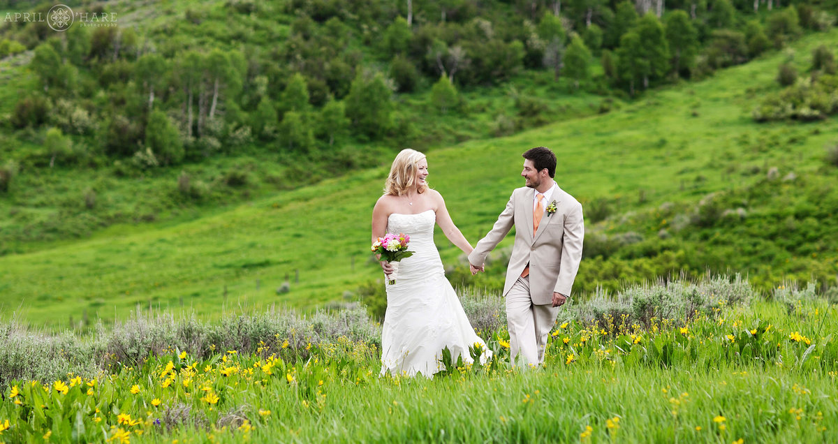 Steamboat Springs Colorado Wedding Photographer