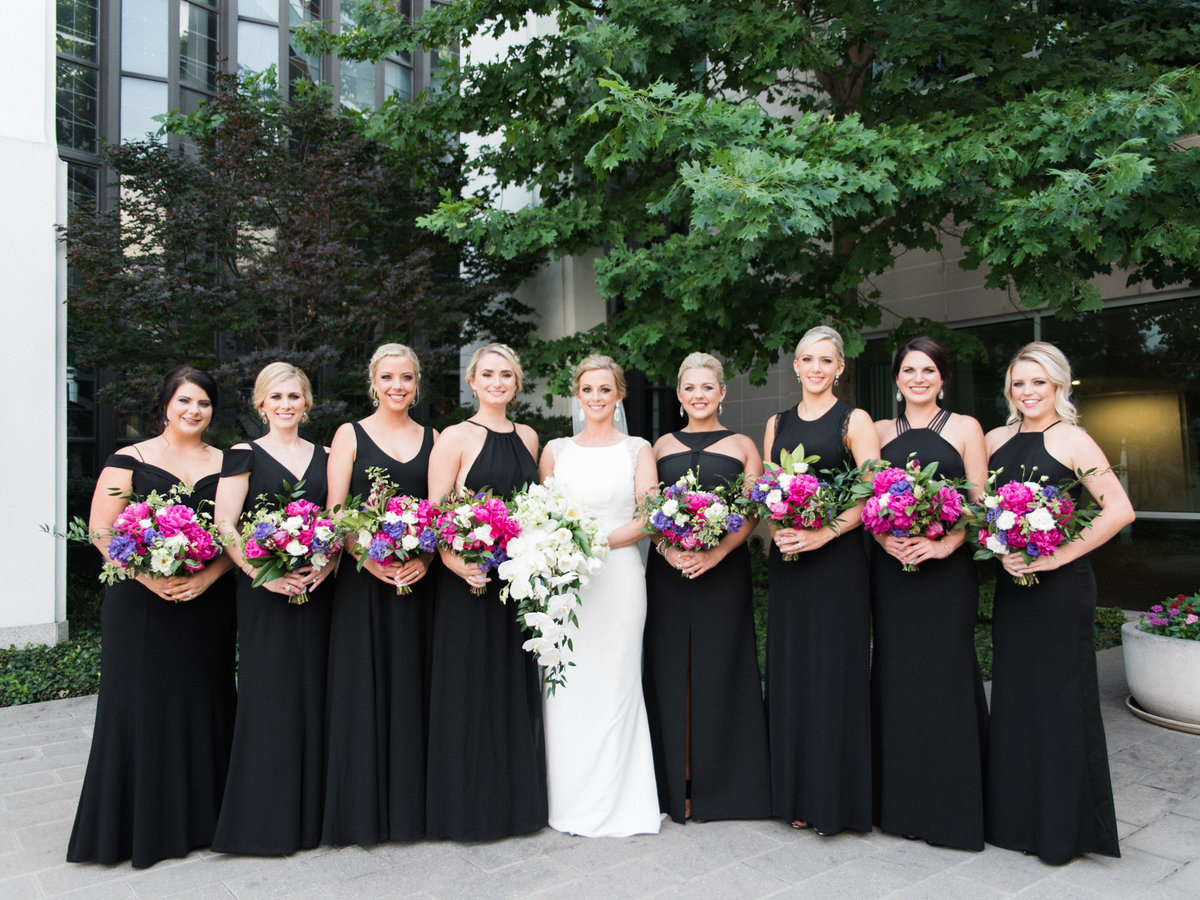 Courtney Hanson Photography - Modern wedding at The Joule-2387
