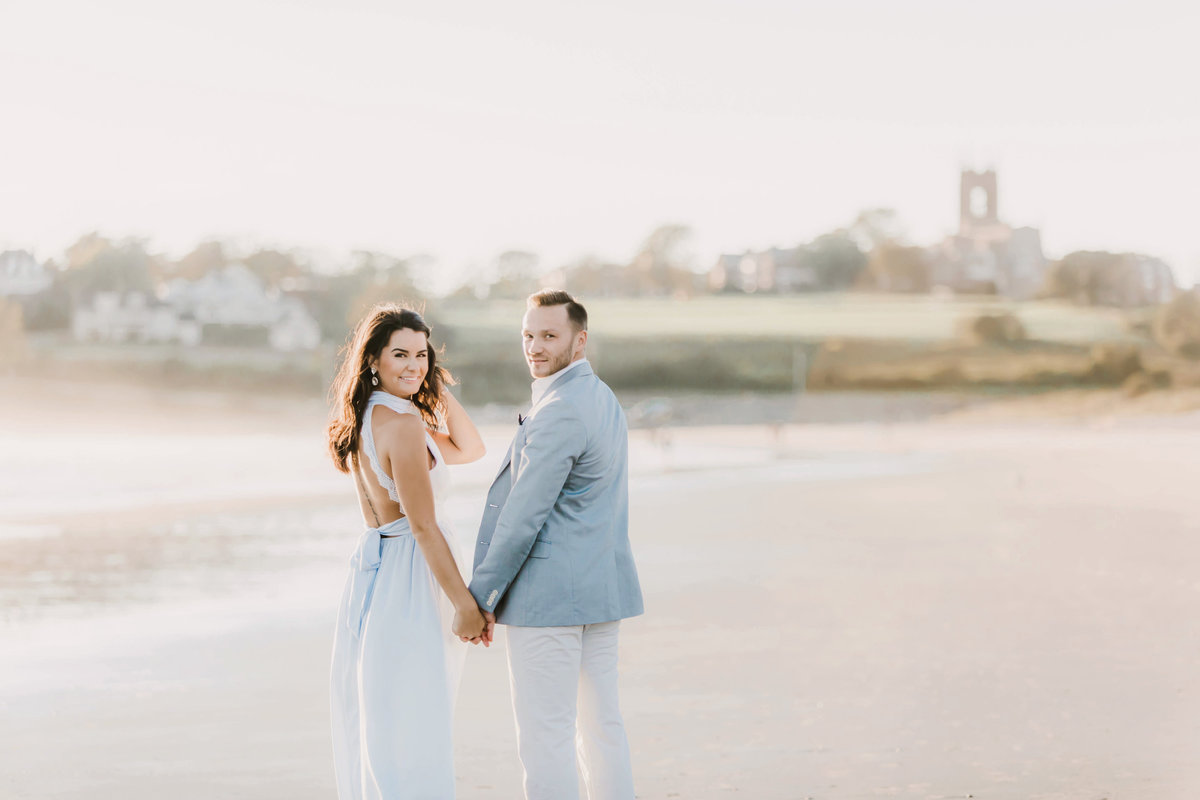 Best Engagement Photographer Rhode Island