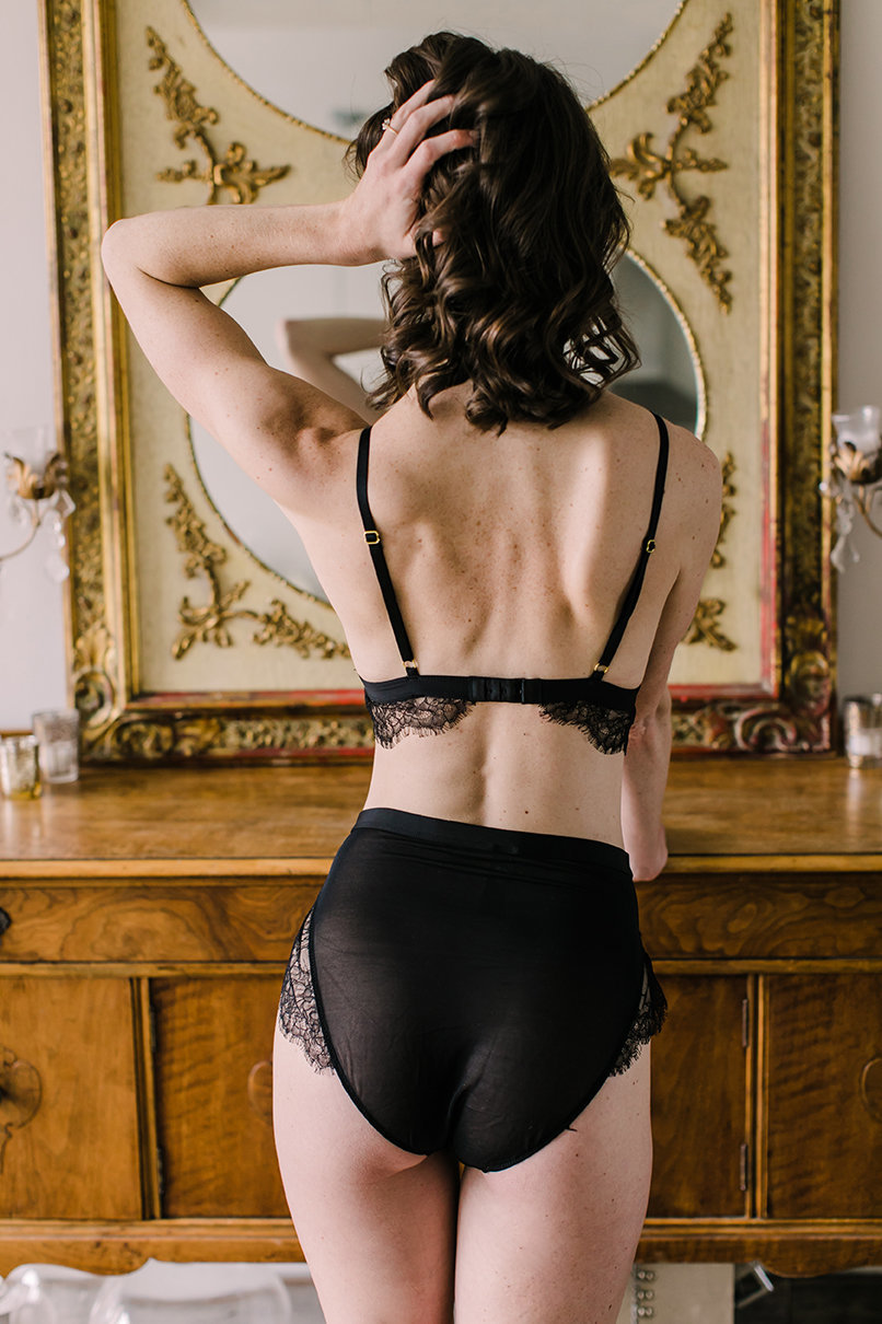 Chicago Boudoir Photo