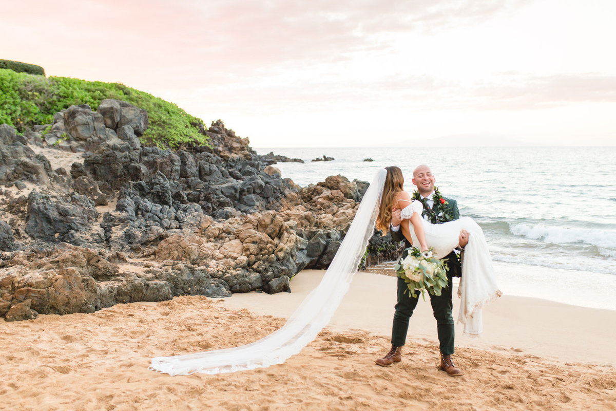 Wedding photography Maui