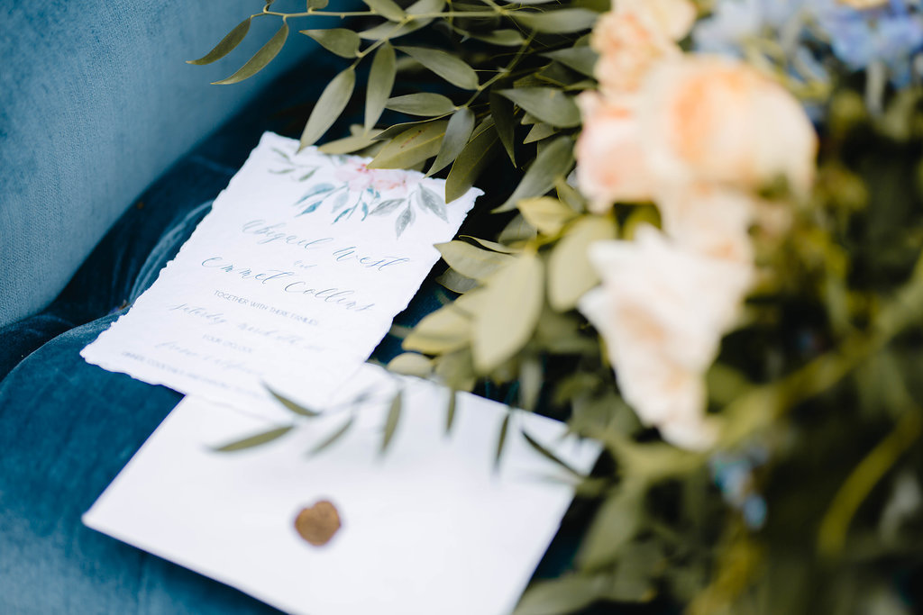 Wedding Detail Photos by Megan Helm Photography