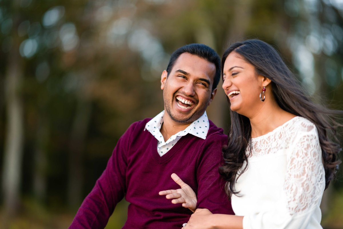 02 engagement session for ct hindu wedding
