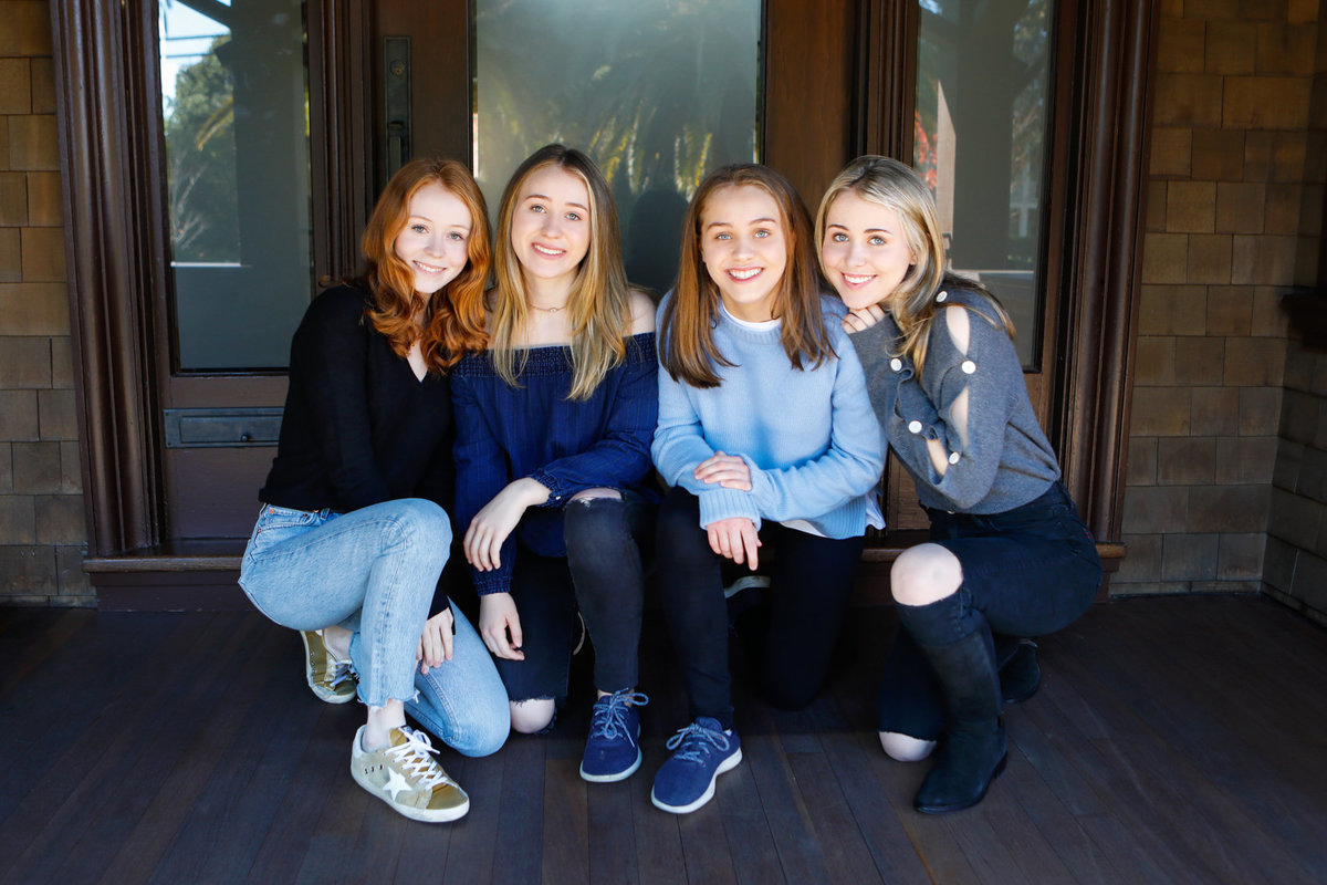 Bay area girls, sibling and family photoshoot