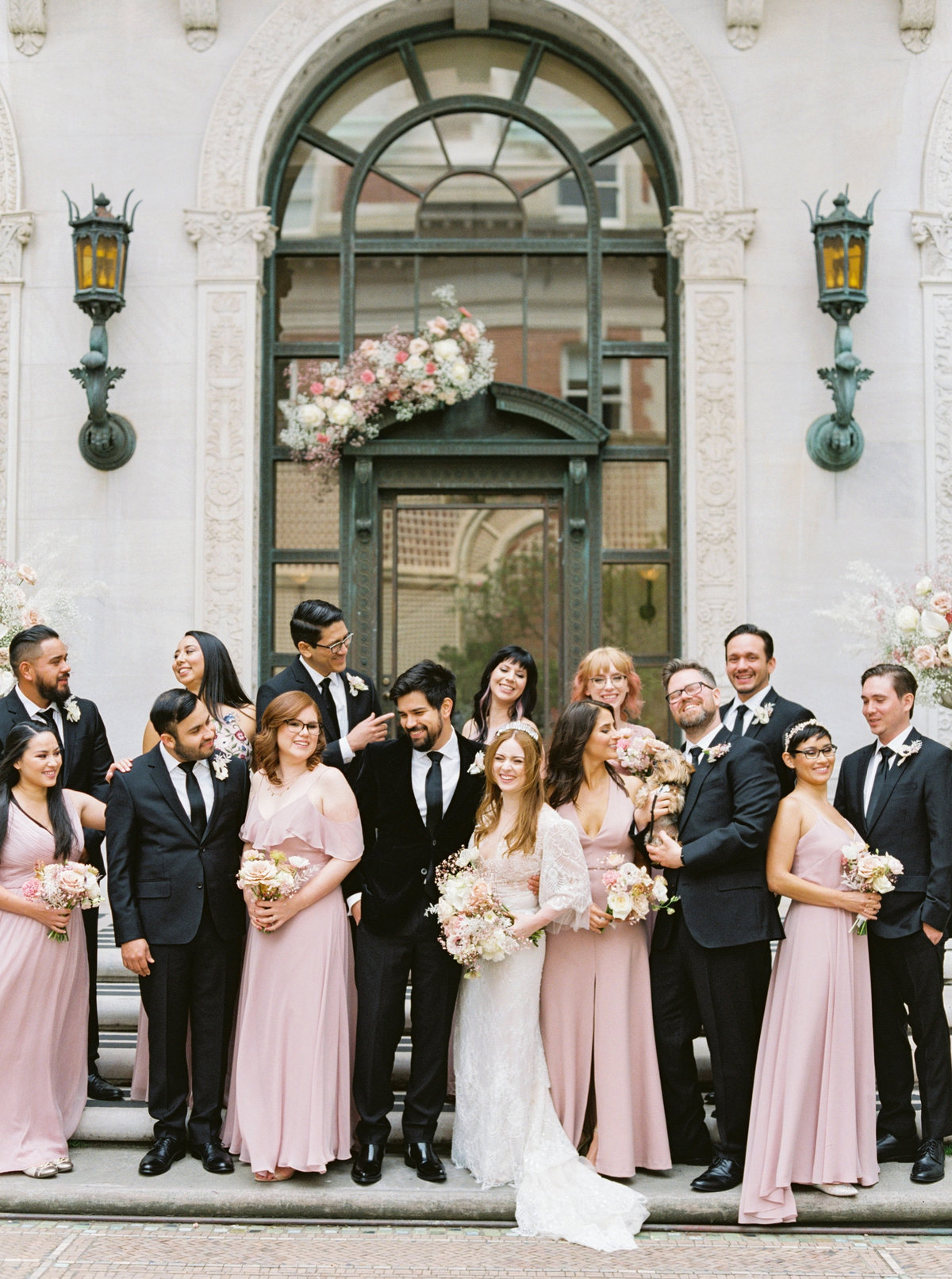 Jessica + Jesse Flood Mansion San Francisco Wedding Sneak Peeks | Cassie Valente Photography 0018