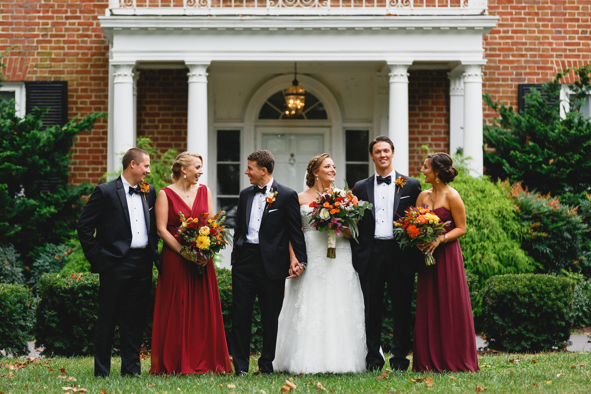 Maryland Wedding Photographer Brittland Manor Ceremony Tented Reception 095