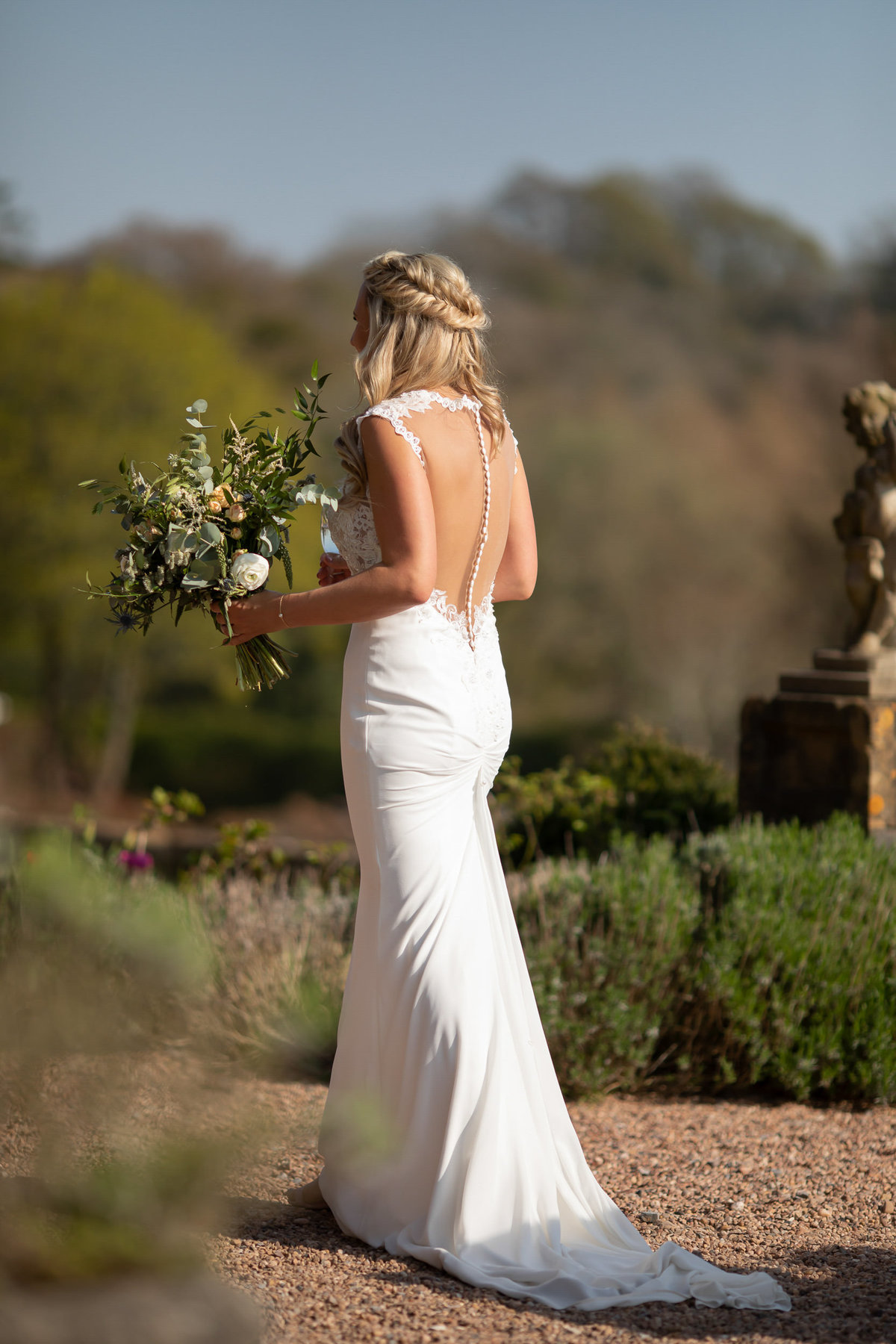 Huntsham Court Bride