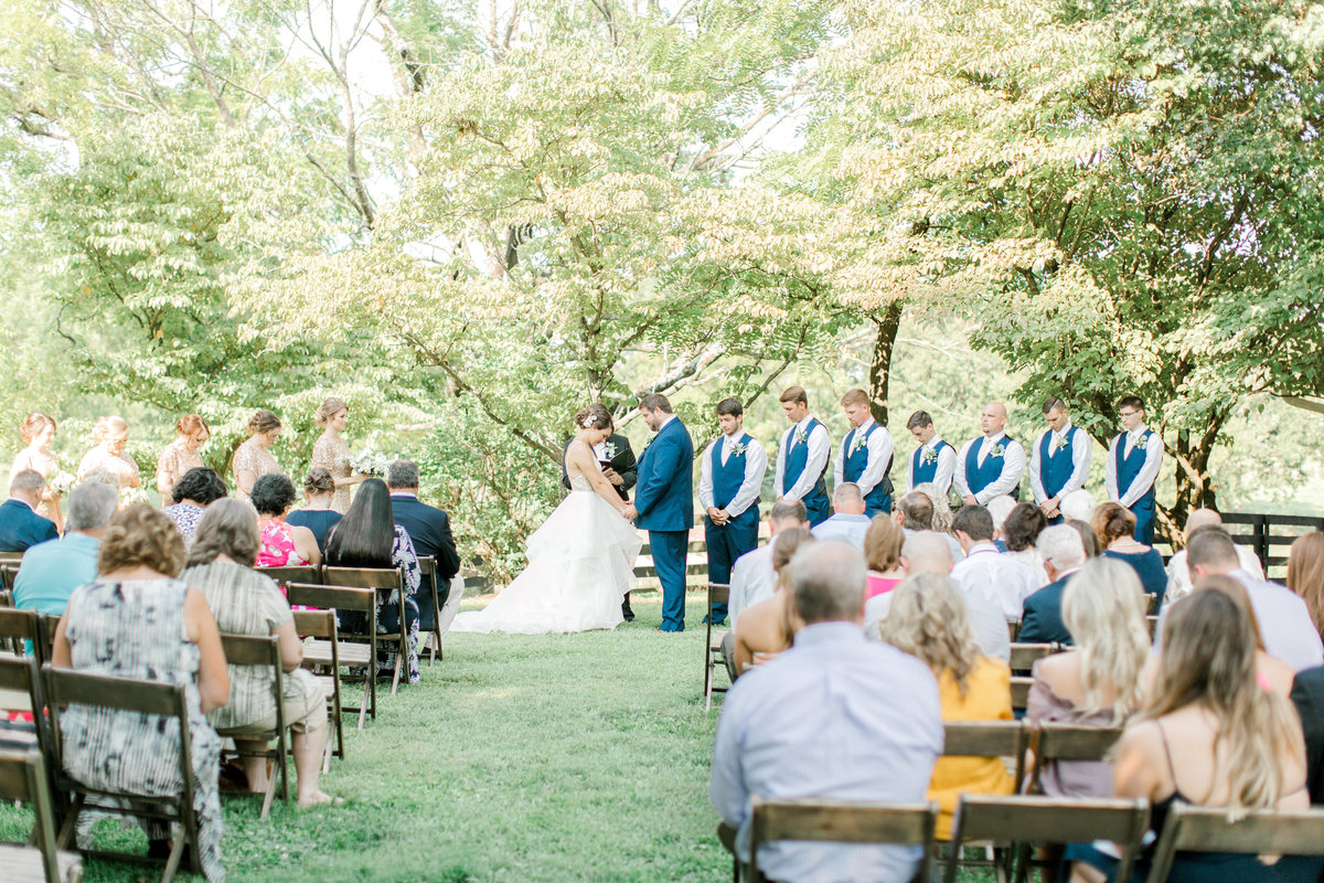 Warrenwood Manor - Kentucky Wedding Venue - Photo by Leanne Hunley 00054