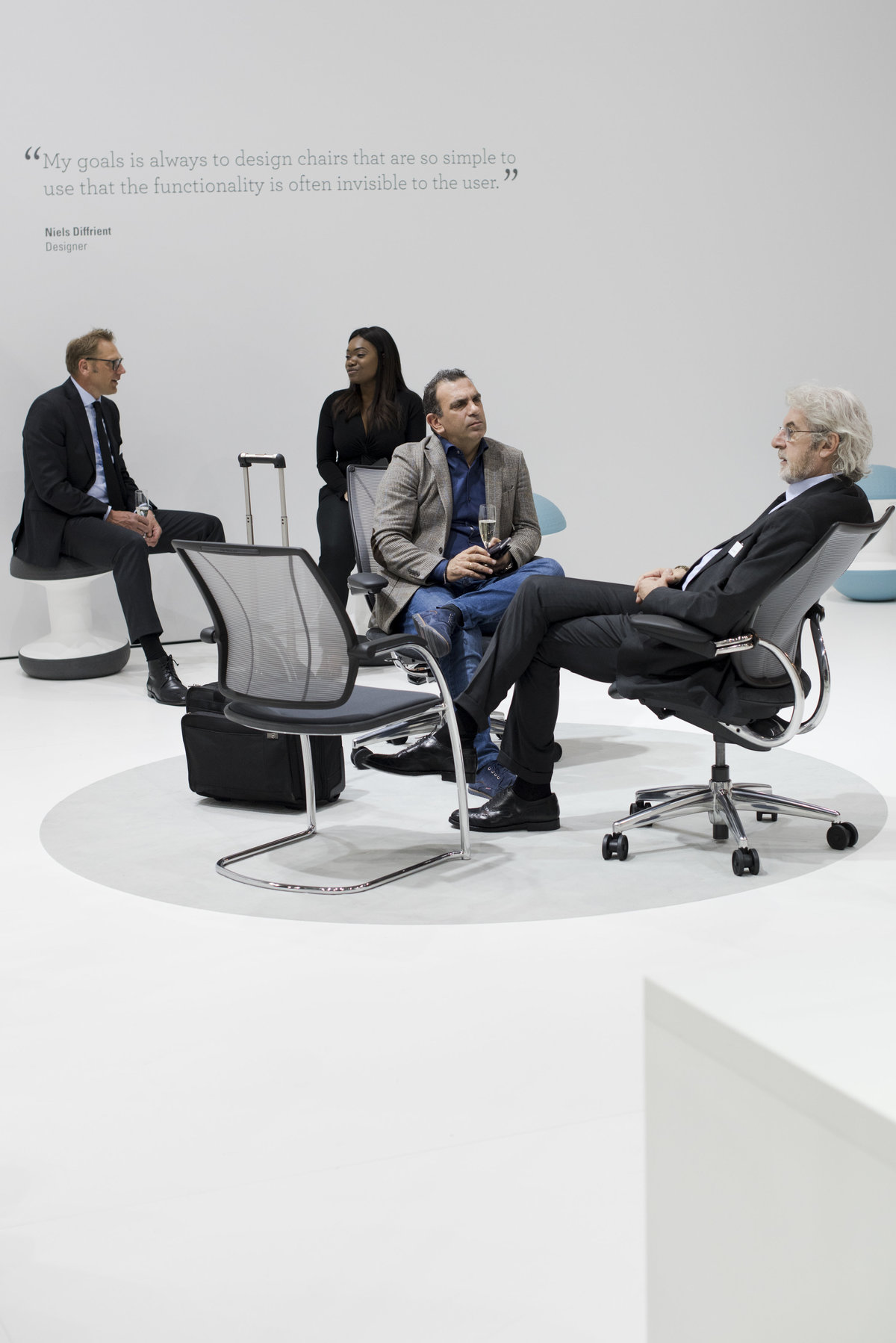 interior trade shows london humanscale