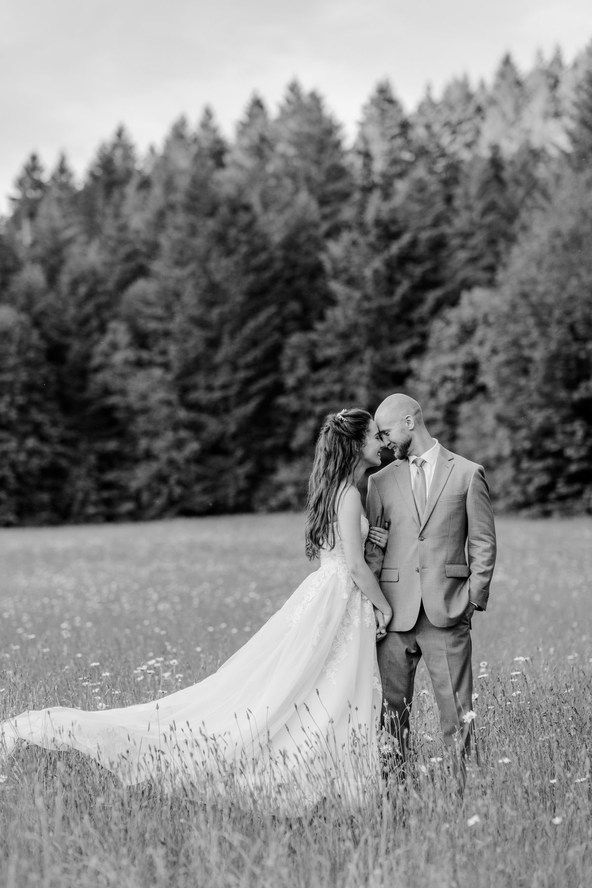 The Thyme Garden Wedding - Oregon Photographer-97