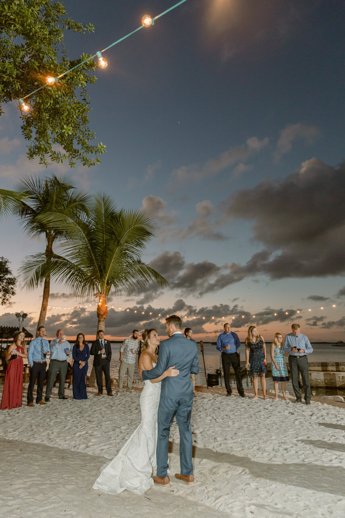 Wedding in Key Largo, Florida 80