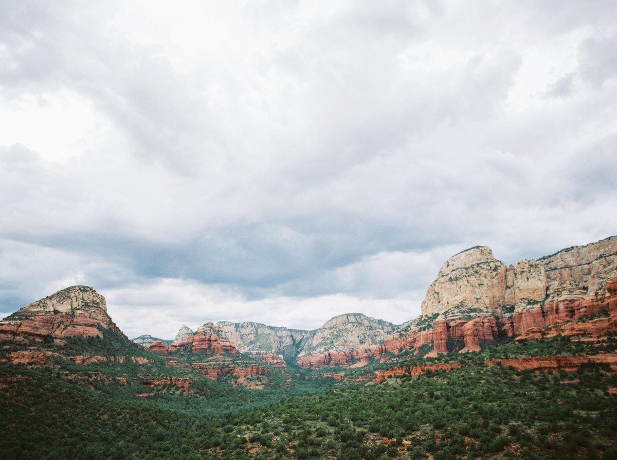 Sedona Arizona Engagement Session - Mary Claire Photography-2-2
