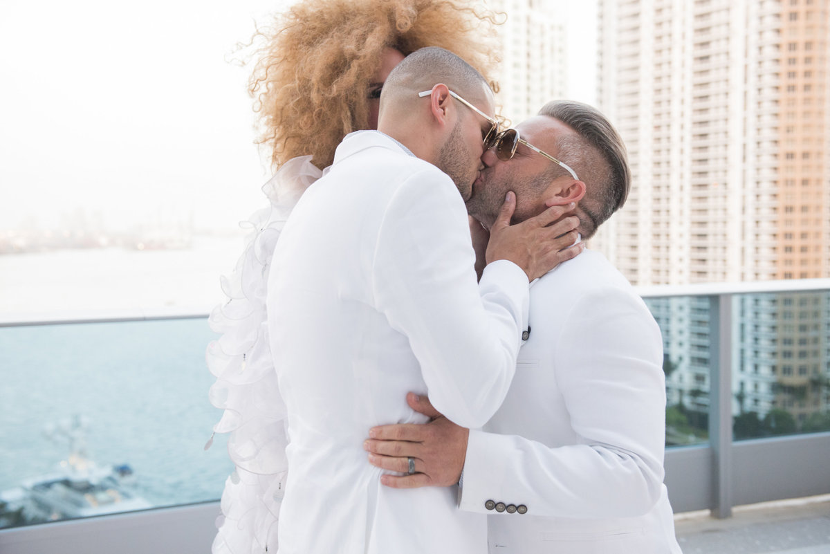 Miami LGBT Wedding Photography 24
