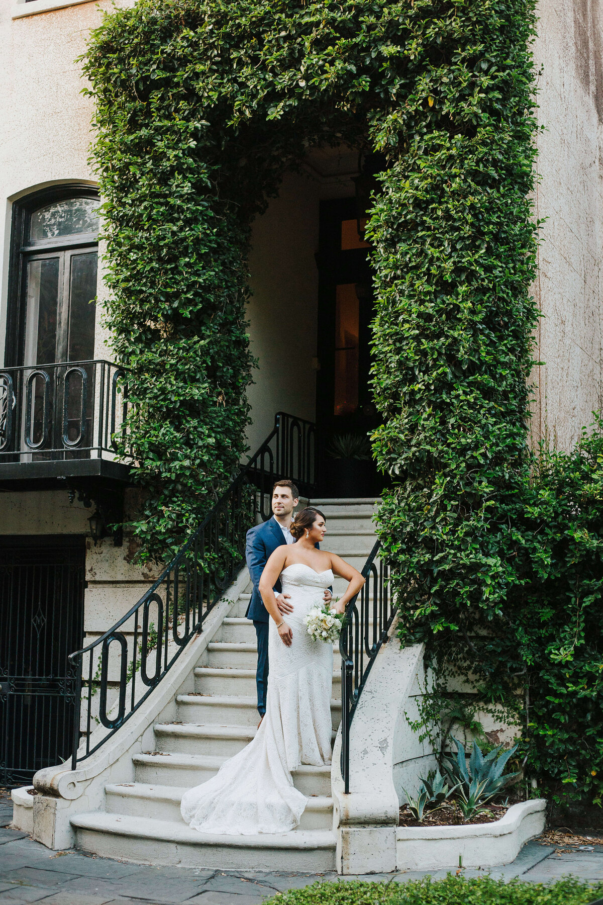 Soho South Cafe wedding in Savannah