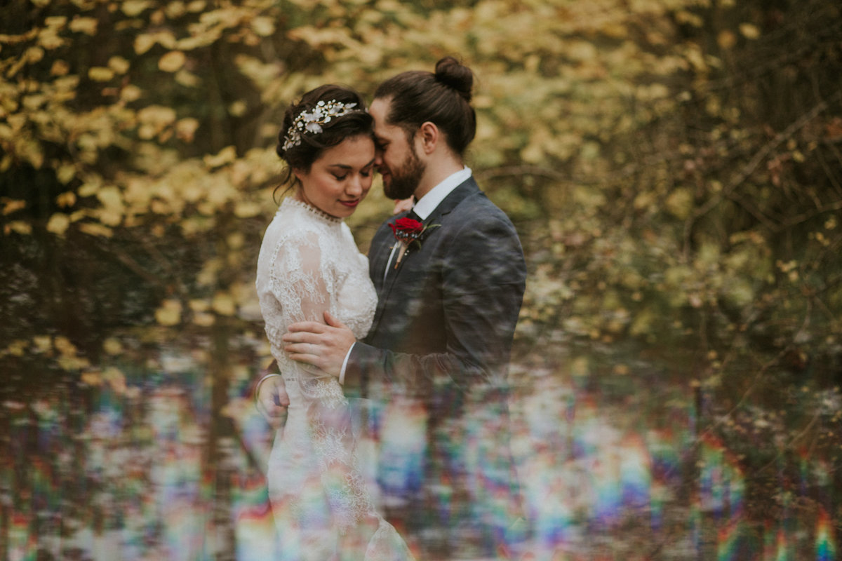 The Stars Inside - Forest Elopement - Nataly J Photography (25)