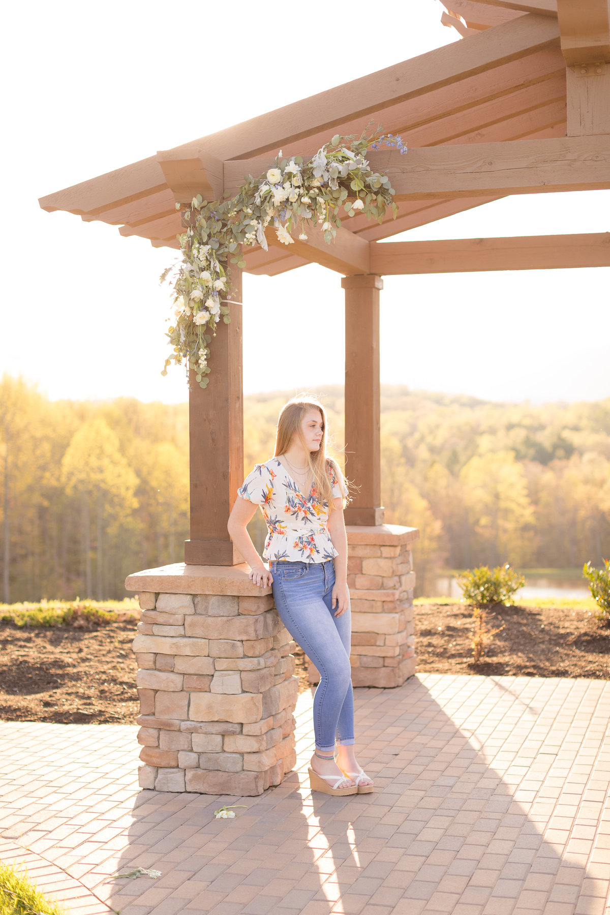 Virginia Senior Portrait Photographer
