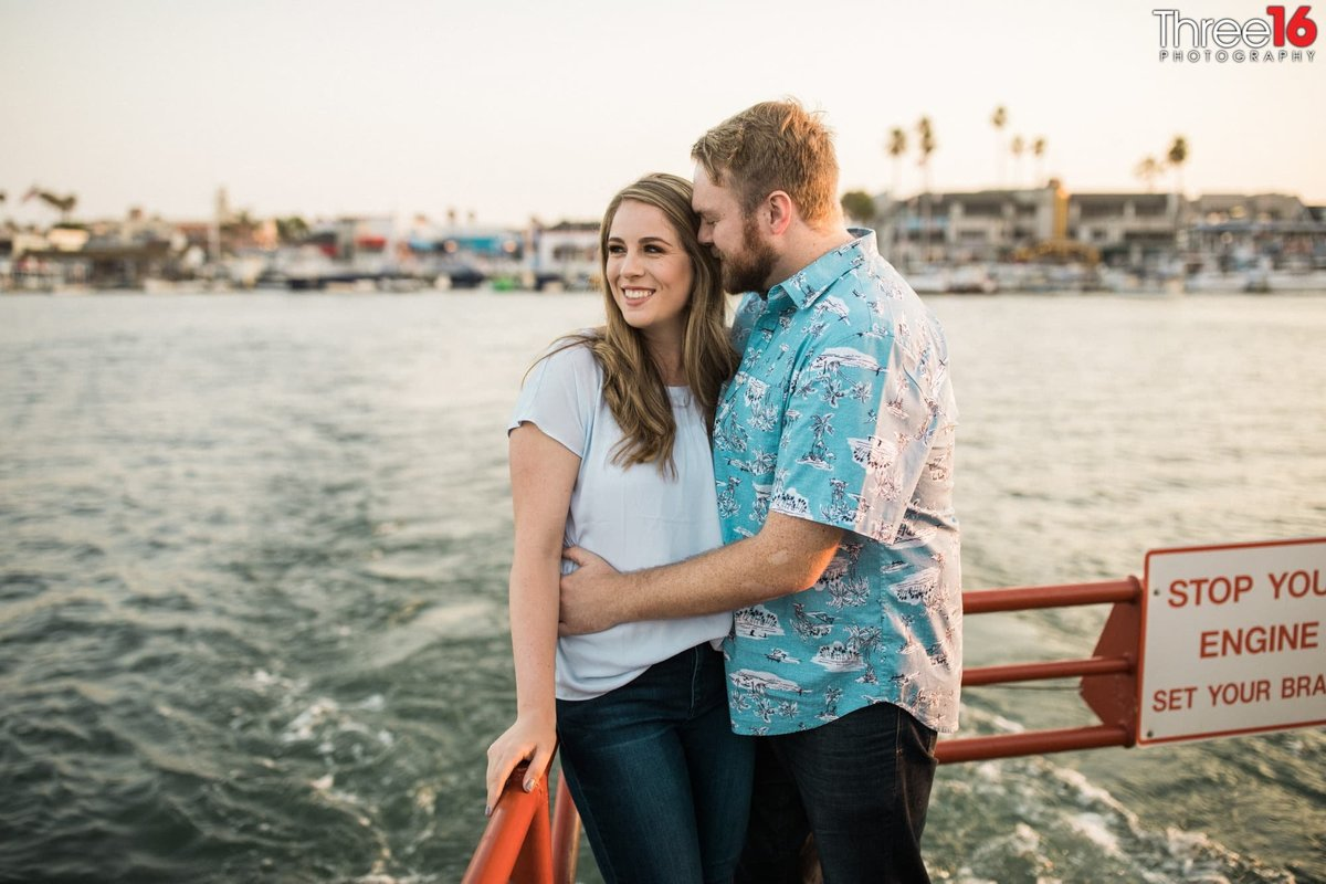 Balboa Island Engagement Photo Session Newport Beach Photographer