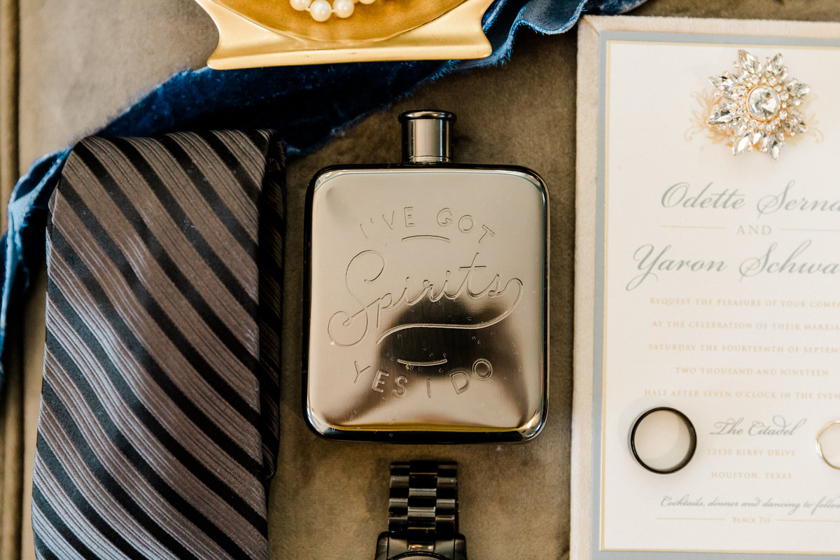 cologne and wedding invite