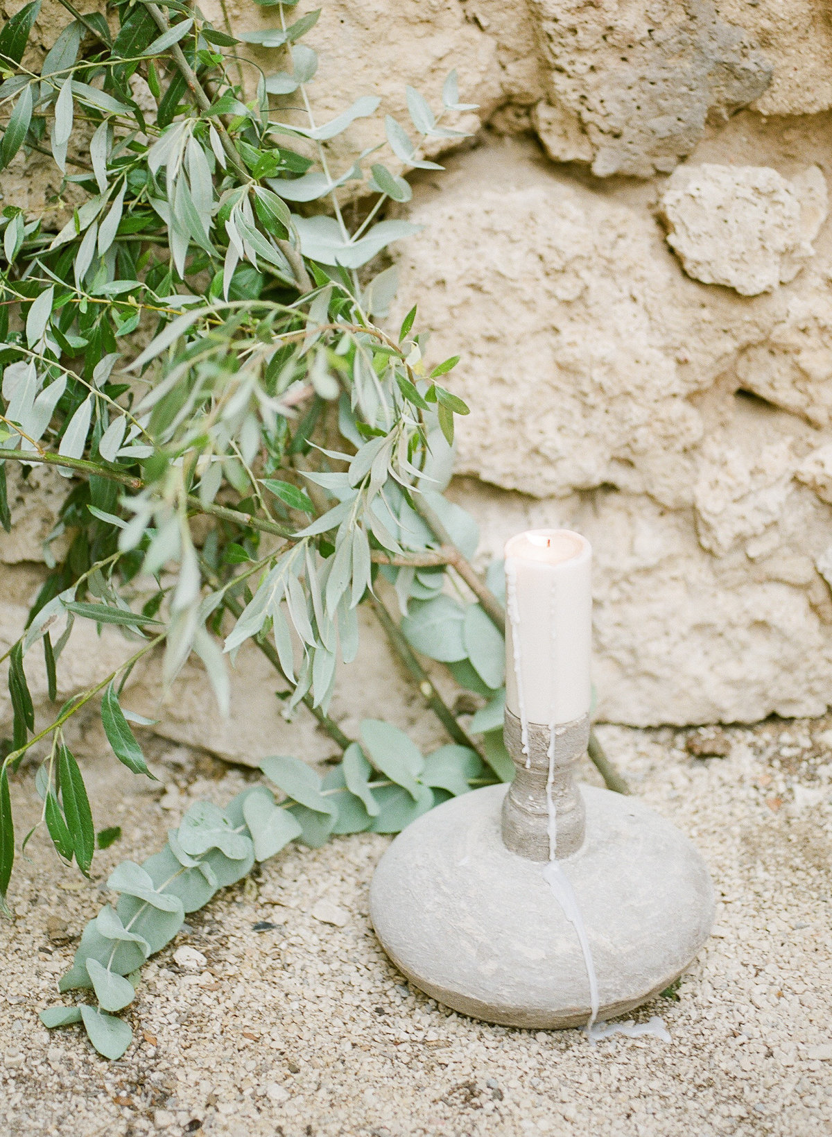 Domaine de Sarson Provence France Wedding-72