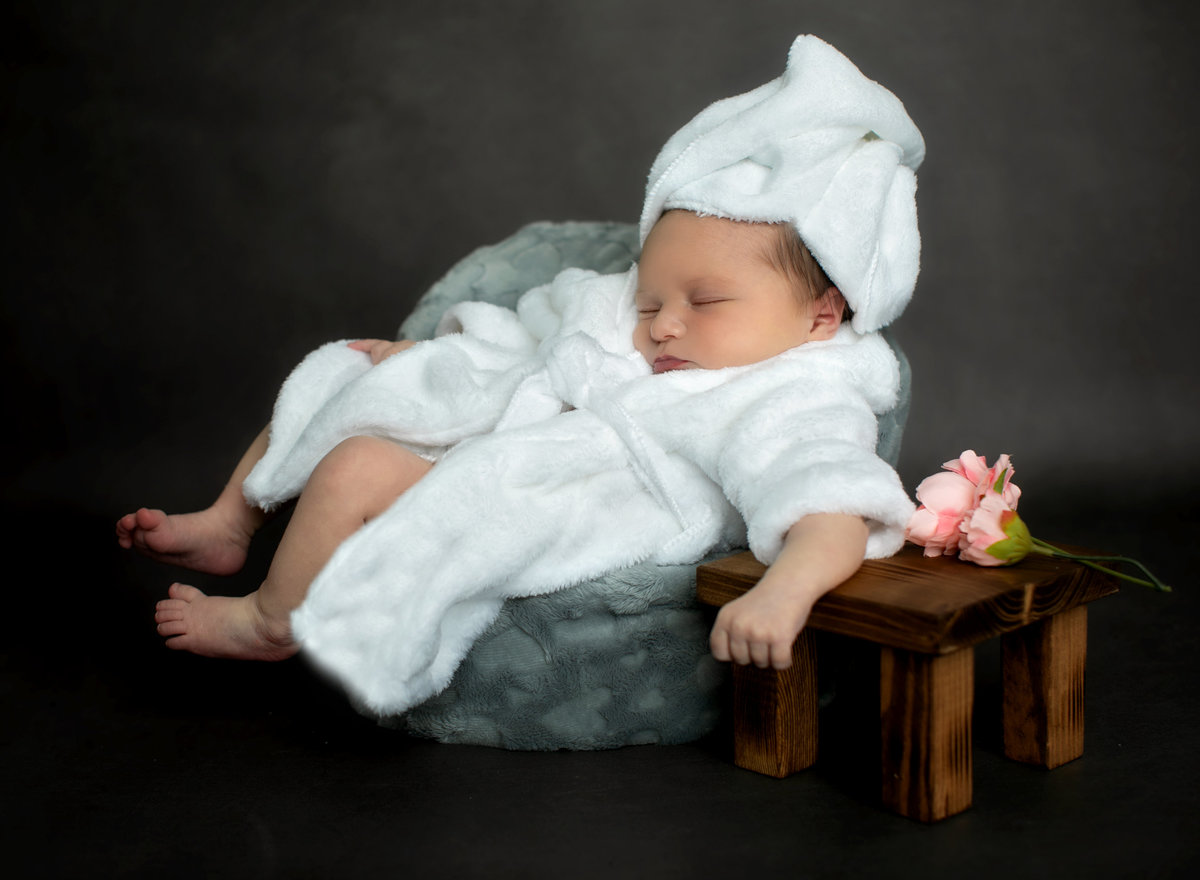 Newborn photos in Lake Charles