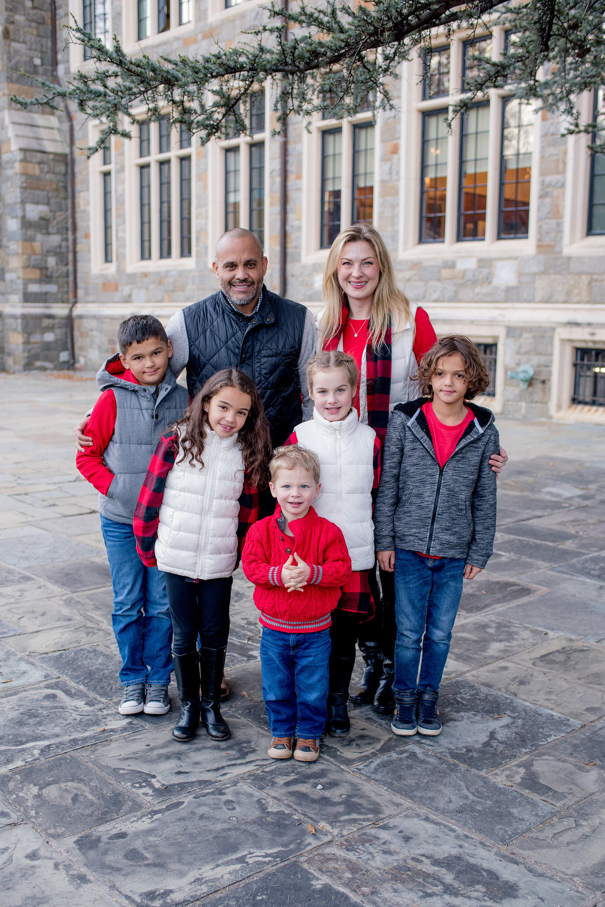 Georgetown University Family Photographer