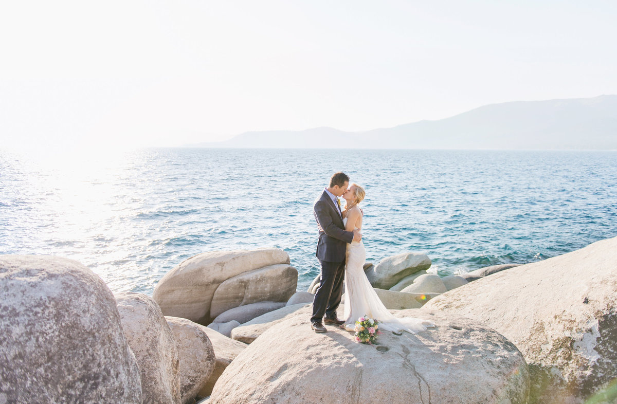 Incline Village Lake Tahoe Wedding