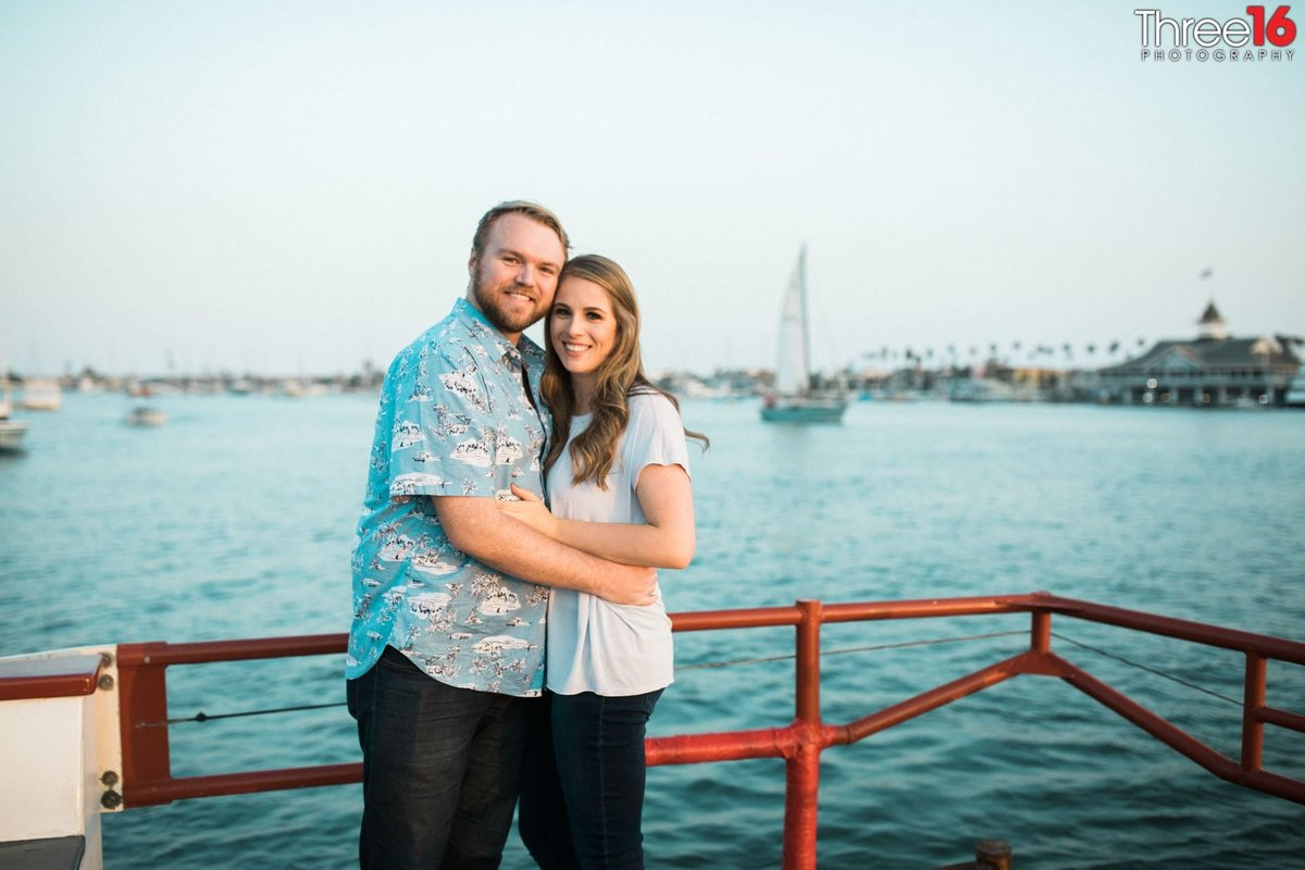 Balboa Island Engagement Photo Session Newport Beach Orange County Weddings Photographer
