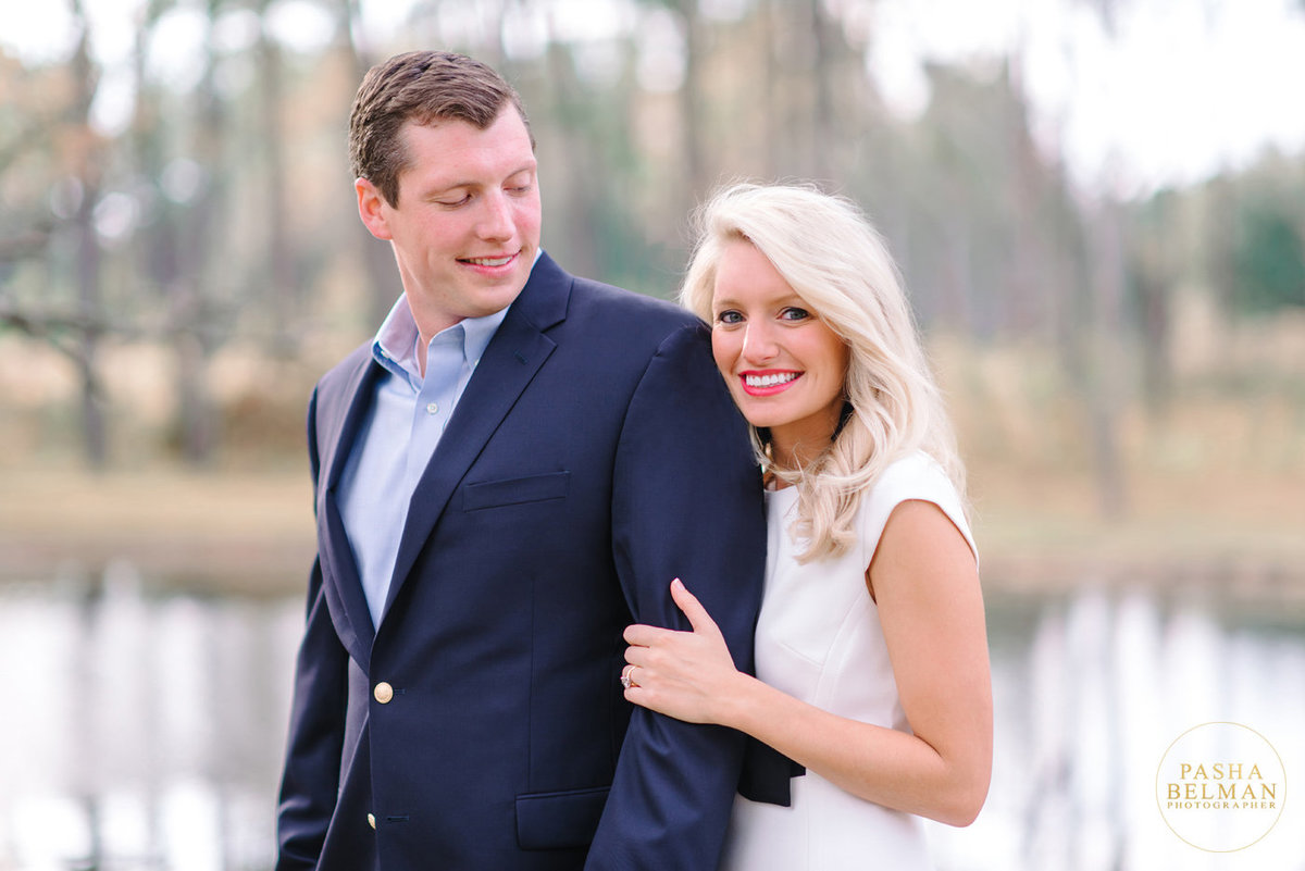Engagement Session in Charleston SC by Top South Carolina Wedding Photographer Pasha Belman