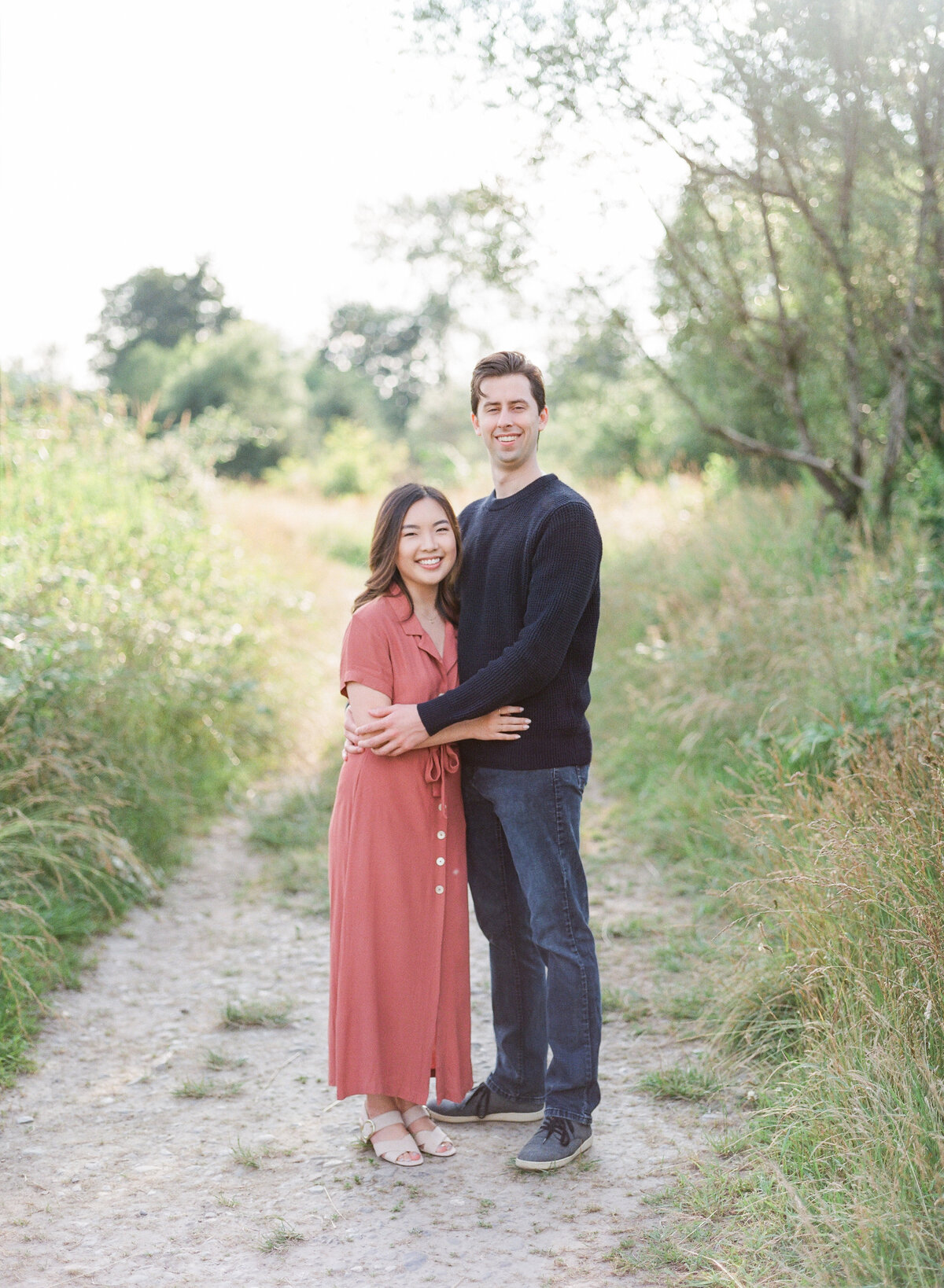 Amanda & Andrew's Engagement Session - Tetiana Photography-6