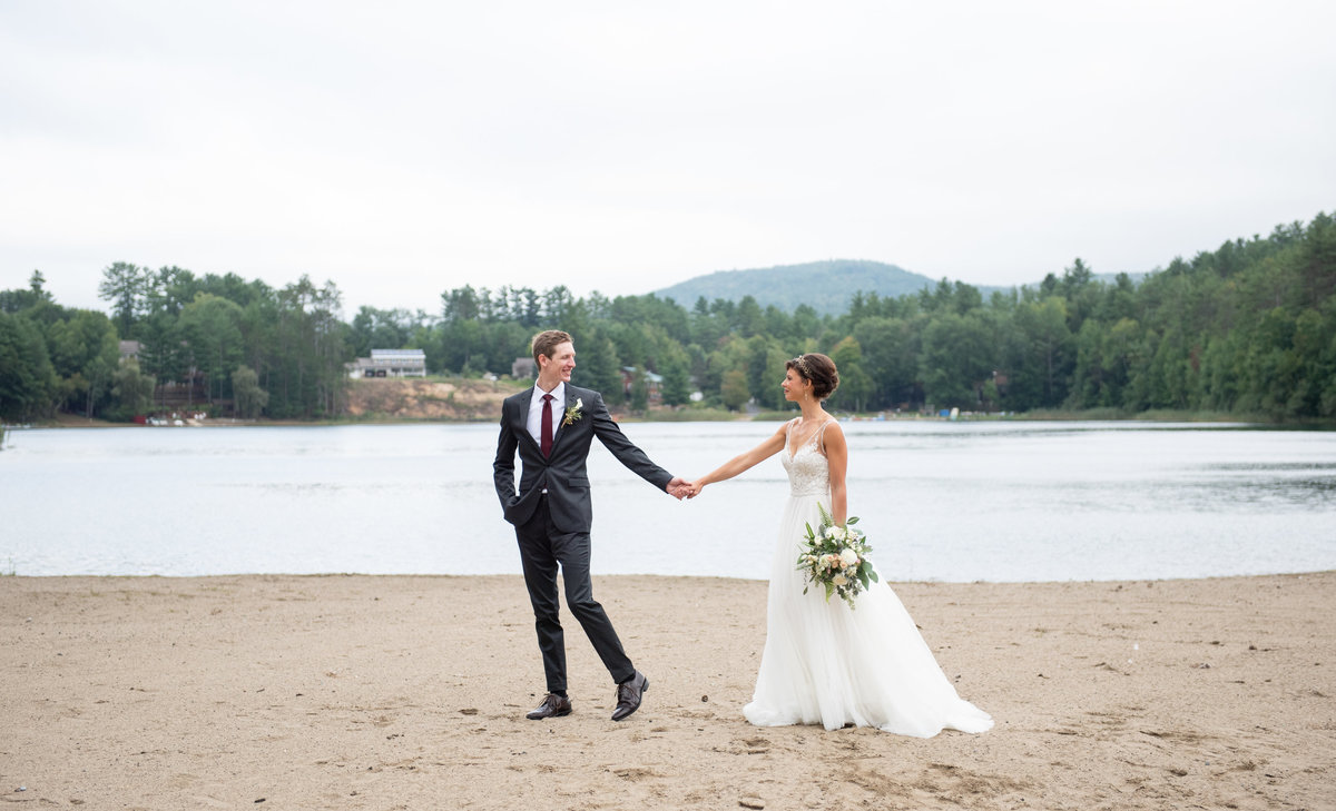 Adirondack Wedding by YM Photography