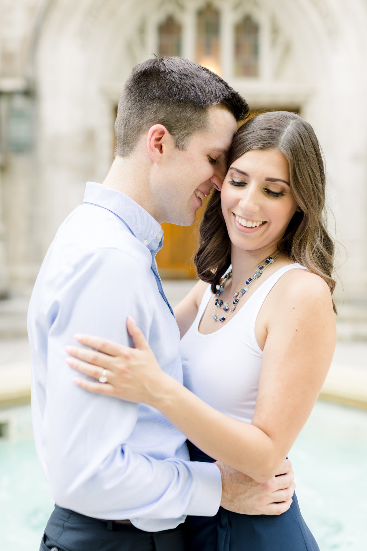 Lehigh University Engagement Session-31
