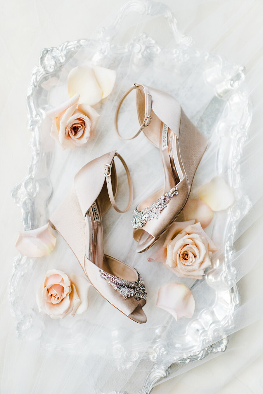 Bridal Shoes - Wedding Shoes - Bridal Heels