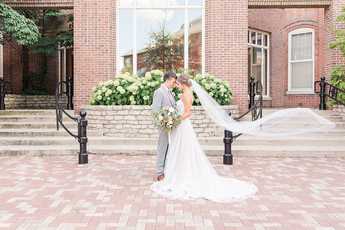 Kara Webster Photography | Meredith & Tyler | University Of Dayton Marriott Wedding Photographer_0056