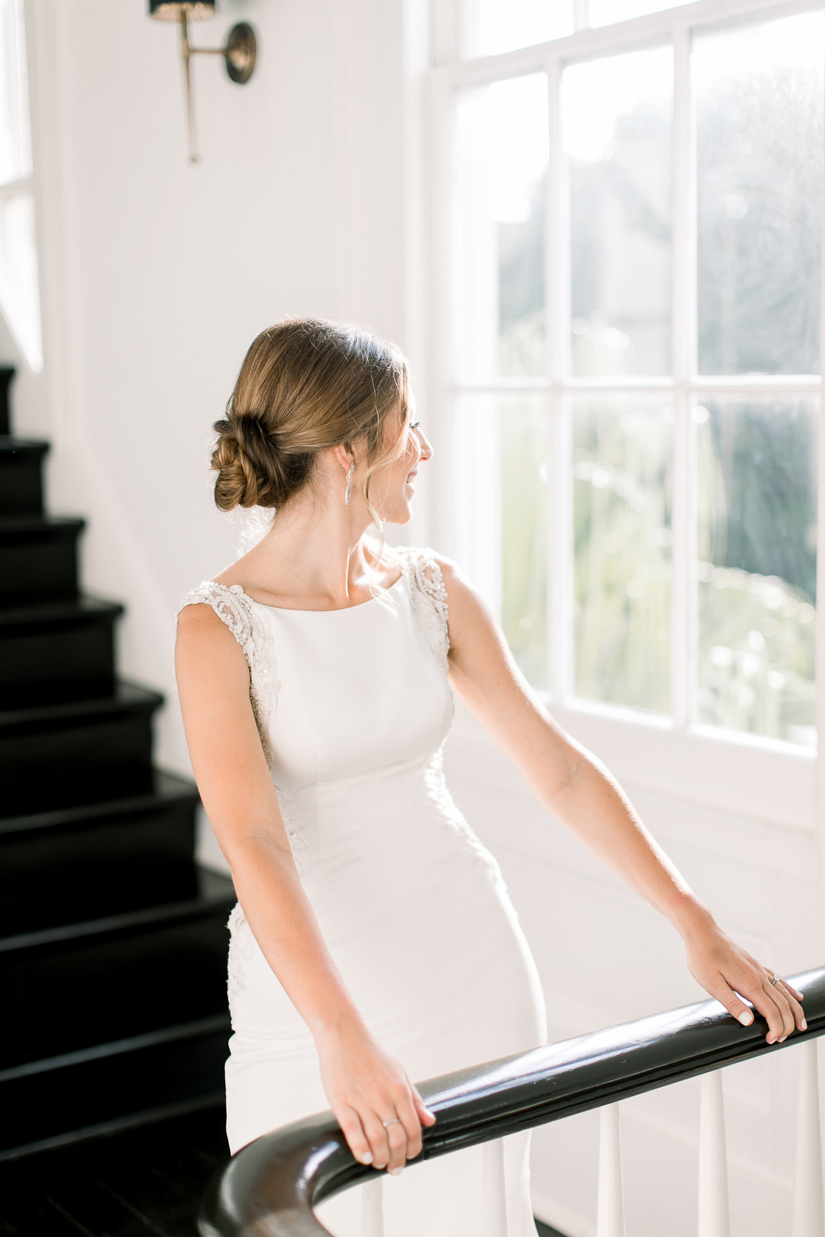 Magan Bridal Melrose Mansion 77