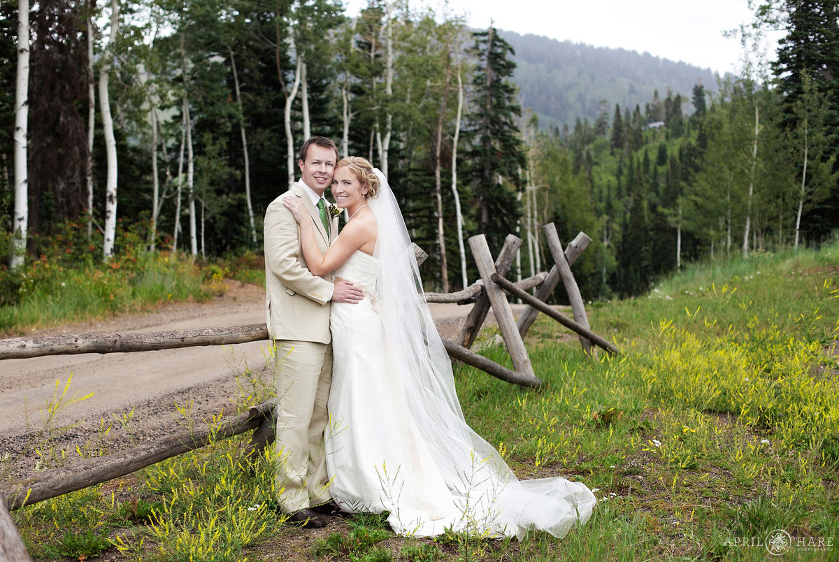Steamboat Springs Resort Wedding Colorado Mountains