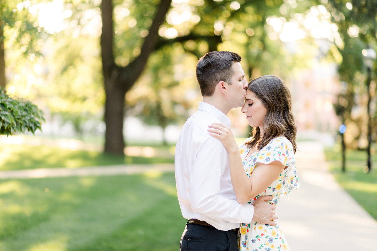 Lehigh University Engagement Session-73