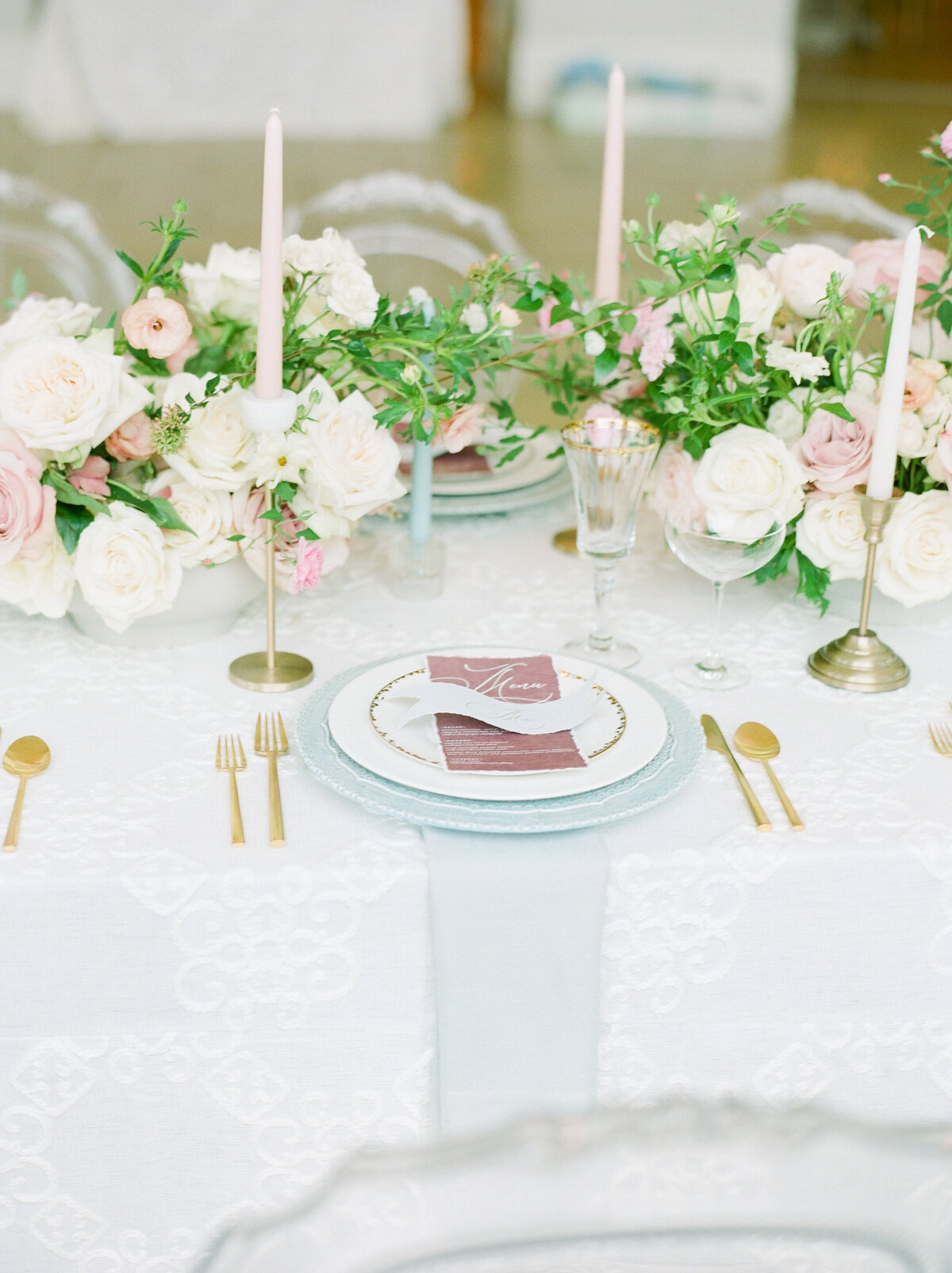 The Olana Nimbus Events Wedding Planning Soft Pastels Table