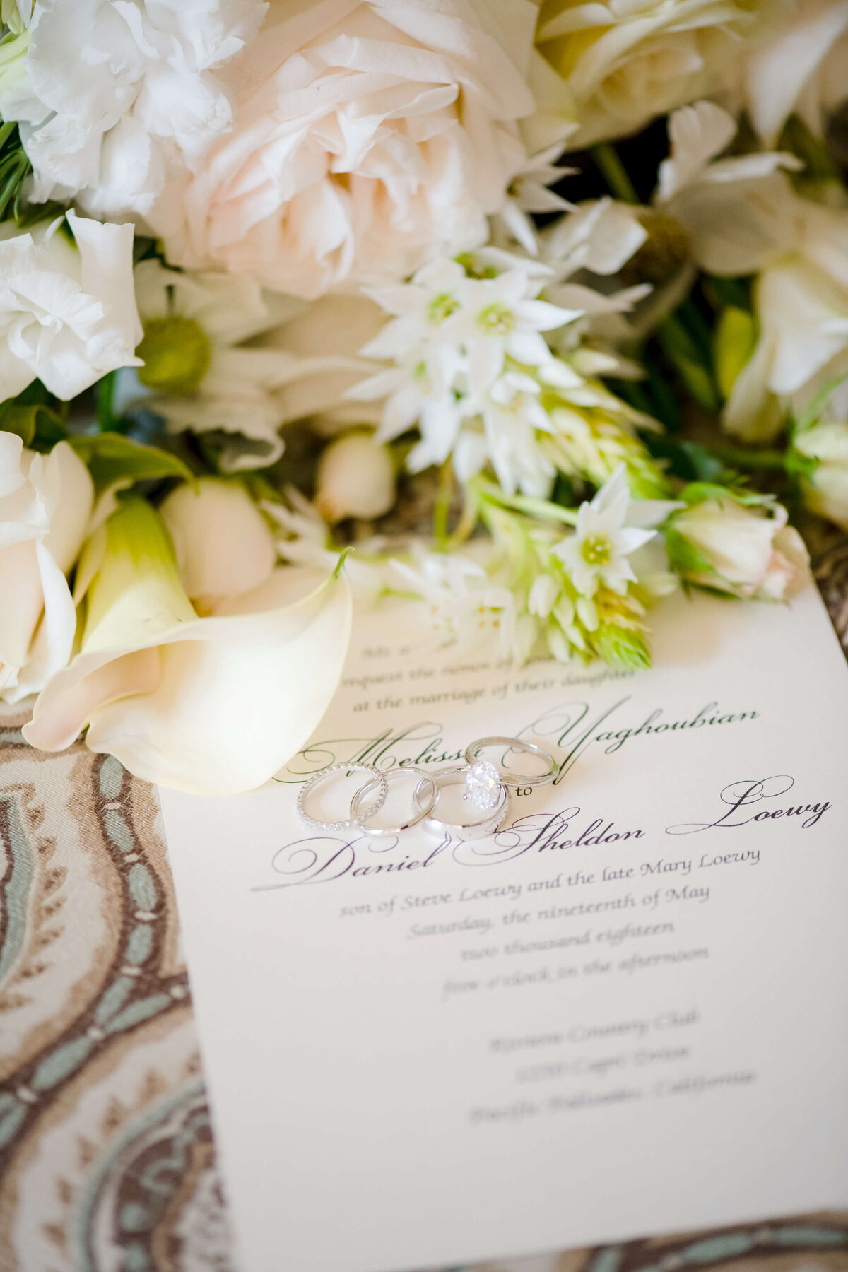 Riviera country club wedding - Karina Pires Photography