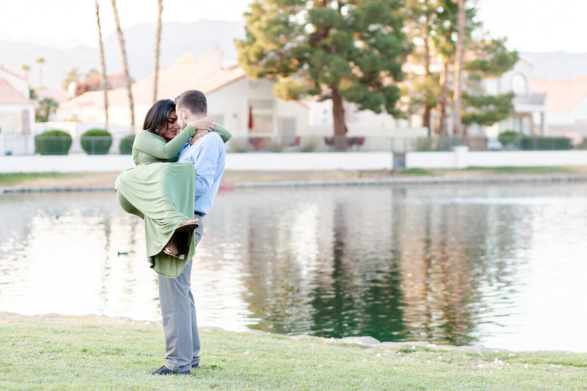 Lakes-las-vegas-engagement-photos