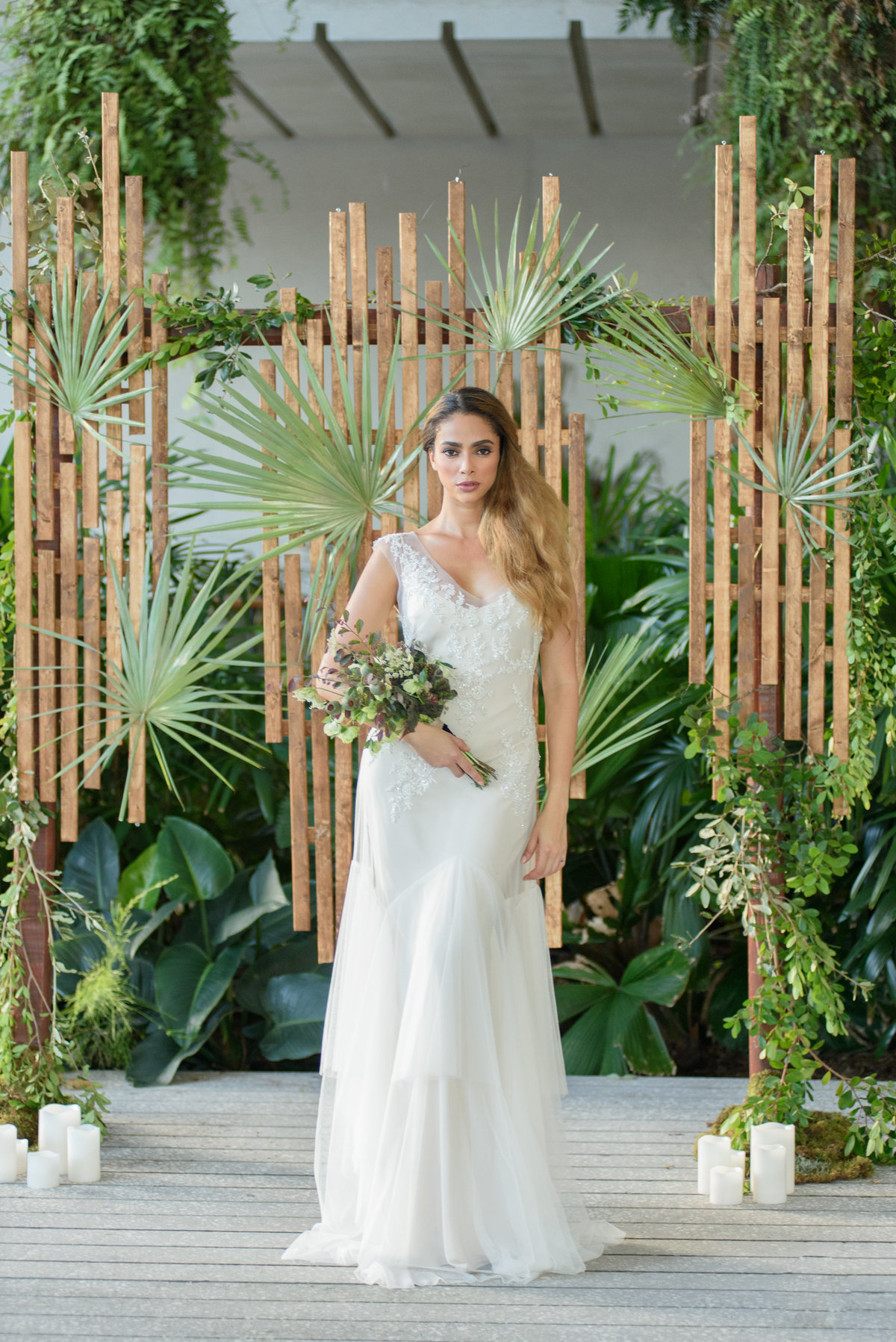 Miami Wedding Photographer | PAMM Bridal Portraits 26