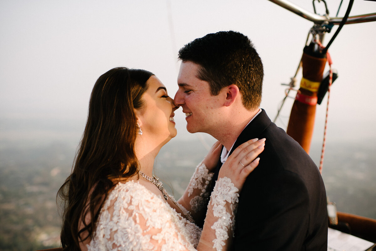 Hot Air Balloon Elopement Marie Monforte Photography-141