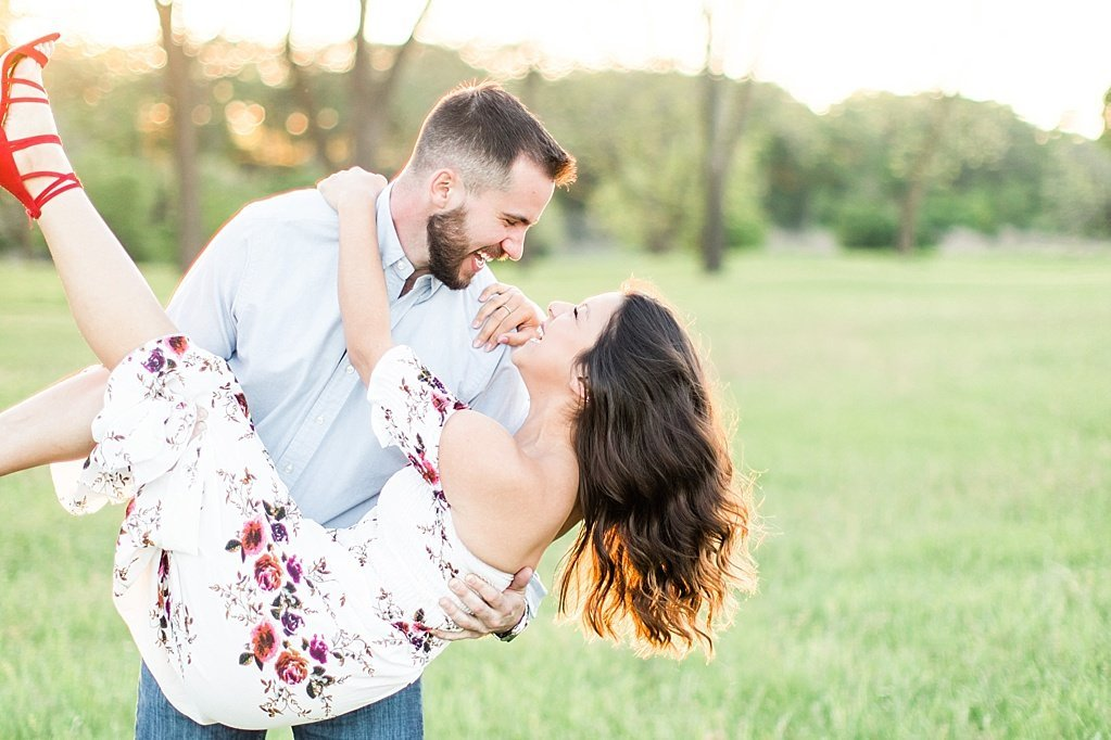 Eagle Dancer Ranch Engagement Photo Session in Boerne, Texas by Allison Jeffers Photography_0040