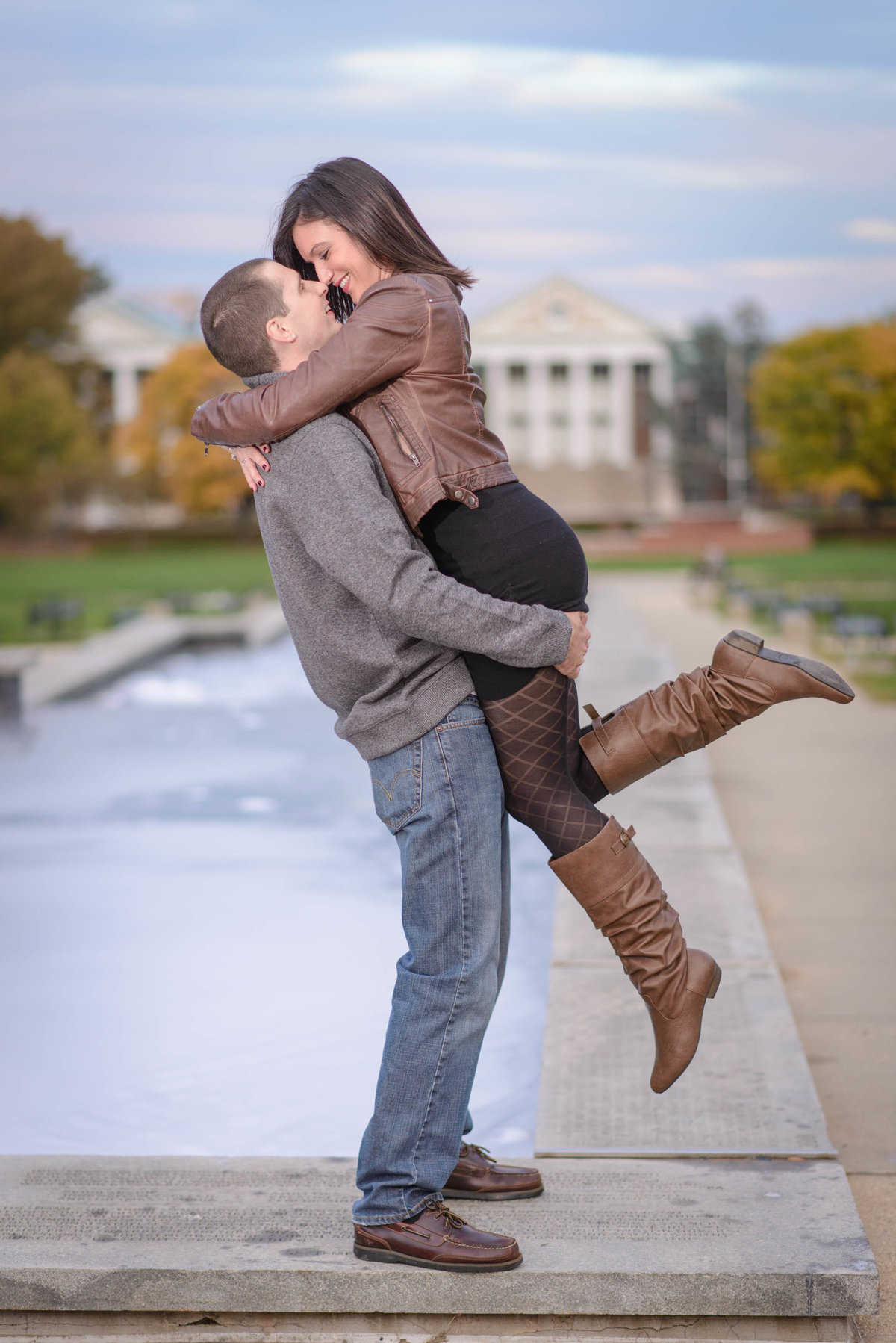 University of Maryland Engagement Shoot (5)