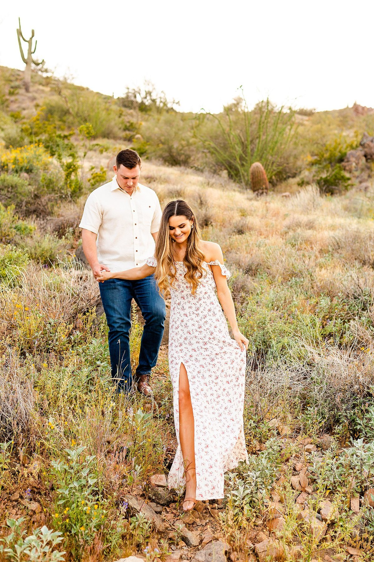 Samantha + Vince - Engagement Session - Lunabear Studios-109_Blog