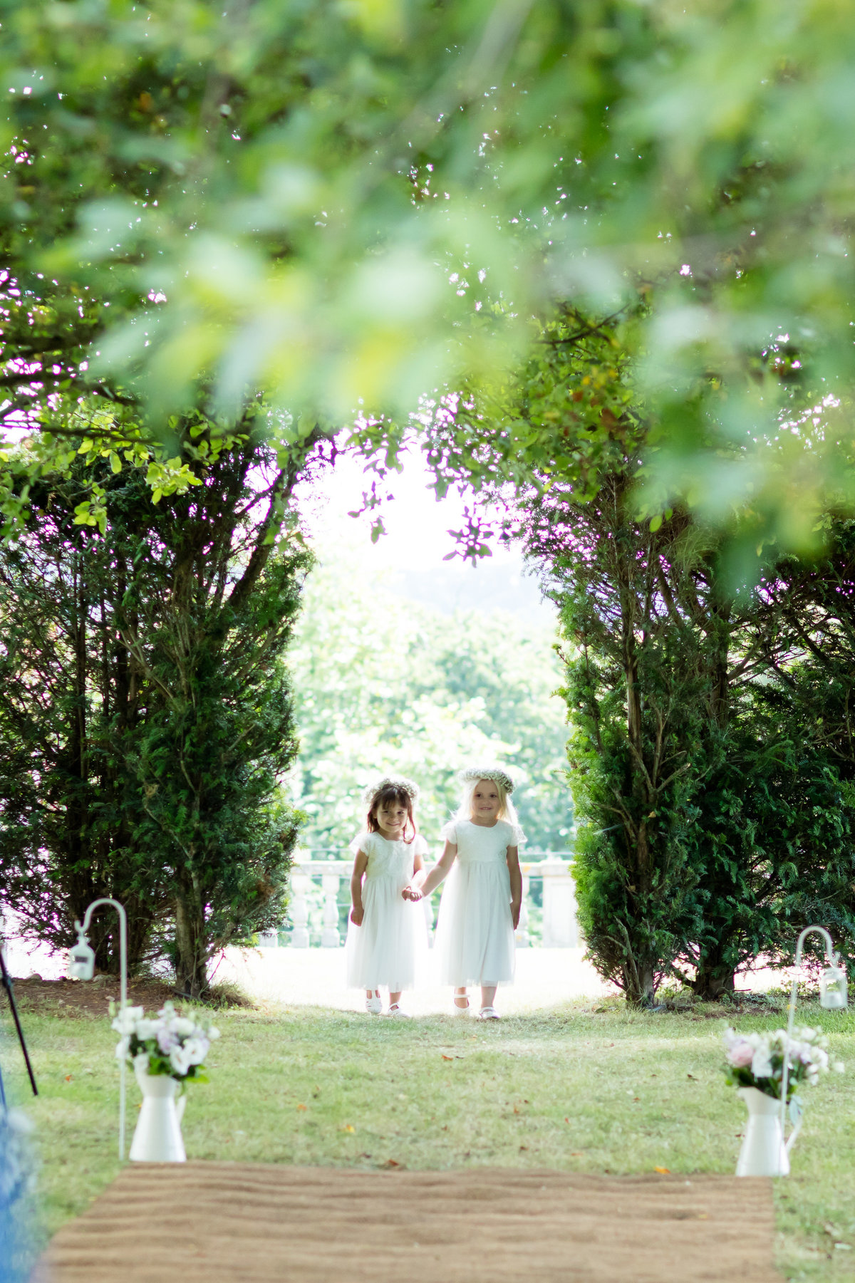 june wedding at rockbere manor devon