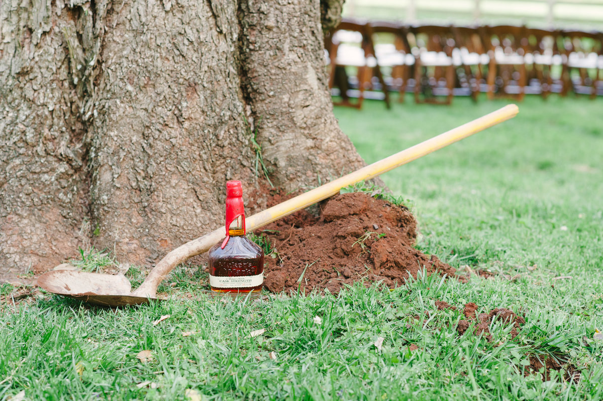 Burying the Bourbon Wedding Tradition